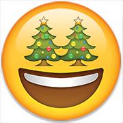 talk emoji: holidays