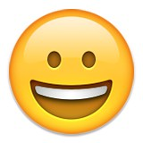 Happy emoji