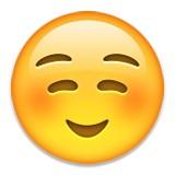 Comfortable emoji