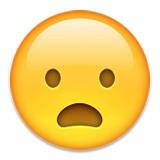 Disbelief emoji