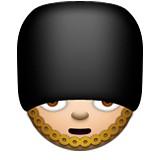 Guardsman emoji
