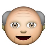 Old man emoji