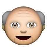 Old man emoji