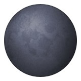 New moon emoji