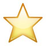 Large Star emoji