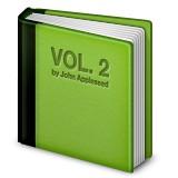 Volume 2 Green book emoji