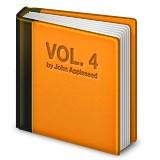 Volume 4 Orange book emoji