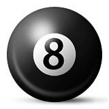 8-ball emoji