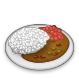 Rice and beans emoji