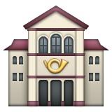 European post office emoji
