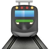 Tram emoji