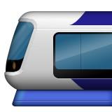 Light rail emoji