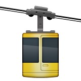 Air tram emoji