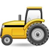 Tractor emoji