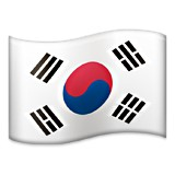 South Korean flag emoji