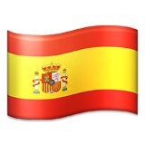 Spainish flag emoji
