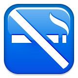 No smoking emoji