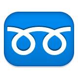 Double loop emoji
