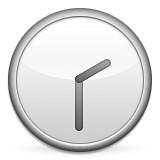 Clock at 2:30 emoji